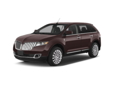 Certified 2014 Lincoln MKX 2WD for sale in Grosse Pointe Park, MI 48224