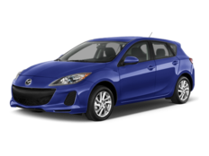 Certified 2012 Mazda MAZDA3 i Touring Hatchback for sale in Durham, NC 27707