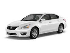 Certified 2015 Nissan Altima SV for sale in GALESBURG, IL 61401