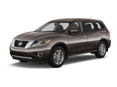 New 2015 Nissan Pathfinder Platinum for sale in Columbia, MO 65203