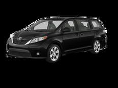 Certified 2015 Toyota Sienna SE for sale in Memphis, TN 38116