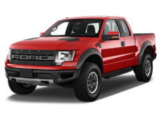 Used 2011 Ford F150 4x4 SuperCab SVT Raptor for sale in Mishawaka, IN 46545