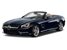 Used 2014 Mercedes-Benz SL550 for sale in Sylvania, OH 43560