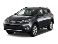Certified 2015 Toyota RAV4 2WD Limited for sale in Columbia, TN 38401