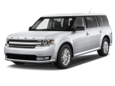 Certified 2015 Ford Flex AWD SEL for sale in Park City, UT 84098