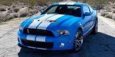 Certified 2012 Ford Mustang Shelby GT500 Coupe for sale in Harvey, LA 70058