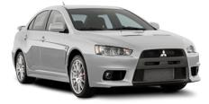 New 2015 Mitsubishi Lancer Evolution for sale in TOLEDO, OH 43615