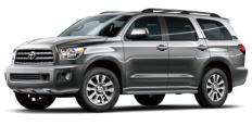 New 2016 Toyota Sequoia 4WD Limited for sale in LANGHORNE, PA 19047