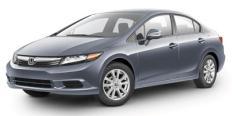 Used 2012 Honda Civic EX Sedan for sale in Las Vegas, NV 89104