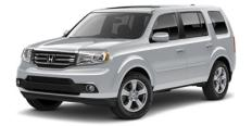 Certified 2012 Honda Pilot 4WD EX-L for sale in Newburgh, NY 12550