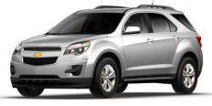 Certified 2015 Chevrolet Equinox 2WD LT for sale in Greenville, OH 45331