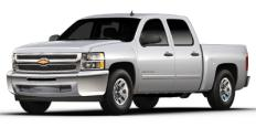Certified 2013 Chevrolet Silverado and other C/K1500 4x4 Crew Cab LT for sale in Millersburg, PA 17061