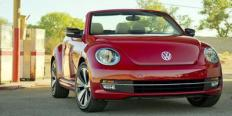 Certified 2013 Volkswagen Beetle Turbo Convertible for sale in Burlington, NJ 08016