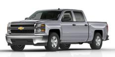 Used 2014 Chevrolet Silverado and other C/K1500 4x4 Crew Cab LT for sale in Buffalo, NY 14211