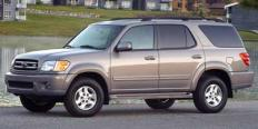 Used 2001 Toyota Sequoia 4WD Limited for sale in  Virg