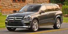 Used 2014 Mercedes-Benz GL550 4MATIC for sale in Kerrville, TX 78028