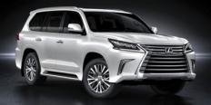 New 2016 Lexus LX 570 4WD for sale in Sharon, MA 02032