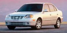 Used 2004 Hyundai Accent GL Sedan for sale in Santa Fe, NM 87505