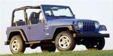Used 2002 Jeep Wrangler 4WD Sport for sale in Plano, IL 60545