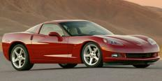 Used 2005 Chevrolet Corvette Coupe for sale in Saint Louis, MO 63116