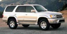 Used 2003 Toyota 4Runner 4WD Limited for sale in YOUNGSTOWN, OH 44509
