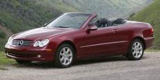 Used 2005 Mercedes-Benz CLK500 Cabriolet for sale in ALBUQUERQUE, NM 87110