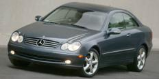 Used 2005 Mercedes-Benz CLK320 Coupe for sale in Los Angeles, CA 90007