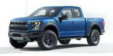 New 2017 Ford F150 4x4 SuperCab Raptor for sale in LOUISVILLE, KY 40203