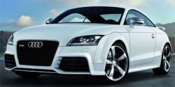 Buy a certified Audi TT RS