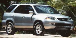 Acura  2001 on 2001 Acura Mdx   Autotrader Com