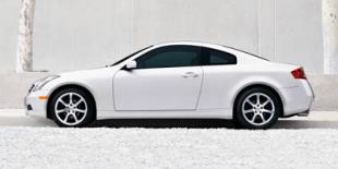 2007 INFINITI G35 Coupe