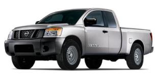 2008 Nissan Titan