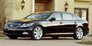 2008 Lexus LS 600h L