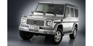 2008 Mercedes-Benz G-Class