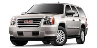 2009 GMC Yukon Hybrid