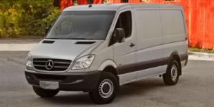 2011 Mercedes-Benz Sprinter Cargo Vans