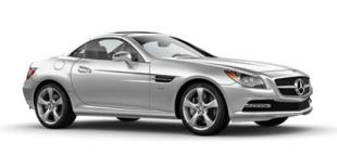 2013 Mercedes-Benz SLK-Class