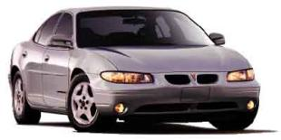 2002 Pontiac Grand Prix
