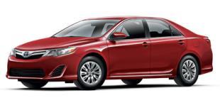 2013 Toyota Camry Hybrid