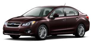 2013 Subaru Impreza Sedan