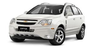 2013 Chevrolet Captiva Sport Fleet