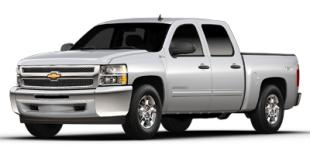 2013 Chevrolet Silverado 1500 Hybrid