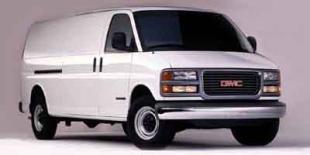 2002 GMC Savana Cargo Van