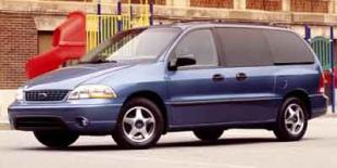 2003 Ford Windstar Cargo Van