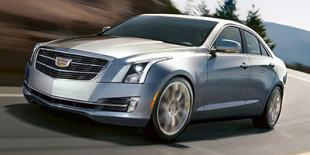 2015 Cadillac ATS Sedan