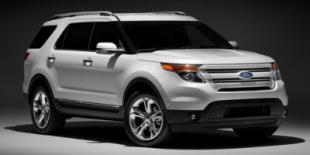 2015 ford explorer - Ford Explorer Black 2015