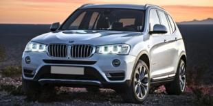 2015 BMW X3
