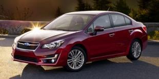 2016 Subaru Impreza Sedan