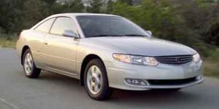 2003 Toyota Camry Solara