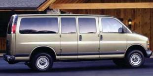2000 Chevrolet Express Van